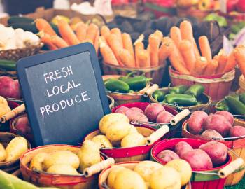 Farmers Market | Moving Mountains Vail