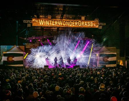 Winter Wondergrass Steamboat
