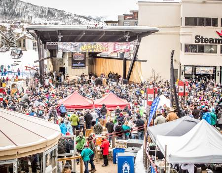 Steamboat MusicFest
