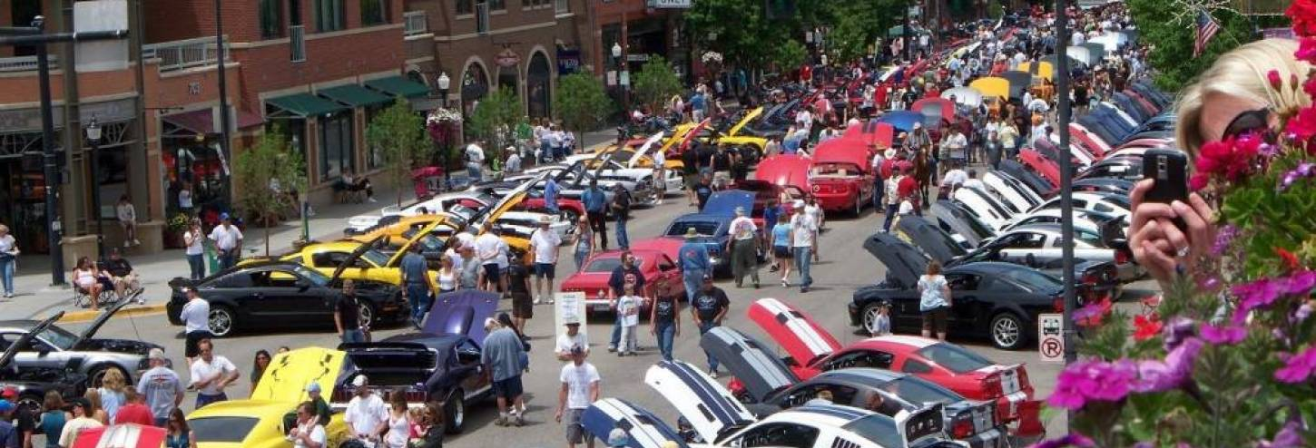 Steamboat Mustang Roundup