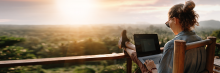 Work Remotely in Steamboat, Vail or Beaver Creek