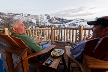 Steamboat Catered Ski Chalet