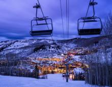 Beaver Creek Lift | Moving Mountains Vail