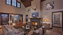 Blackstone Lodge - luxury steamboat lodging for groups and families