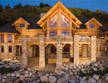 Log Home Rentals | Moving Mountains