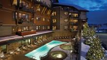 One Steamboat Place, Steamboat Luxury Condos, Pool
