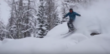 Steamboat Powder Dreams