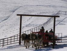 Steamboat Sleigh Ride | Moving Mountains