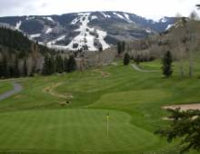 Golf in Vail and Beaver Creek