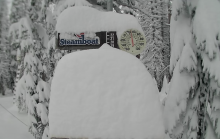 Steamboat Champagne Powder Cam October 2017