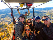 Wild West Balloon Adventures, Hot Air Balloons in Steamboat Springs