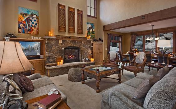 Black Bear Chalet | Moving Mountains
