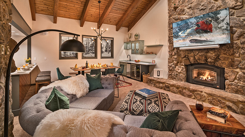 Glacier Lodge - East, Pet-Friendly Home in Steamboat Springs