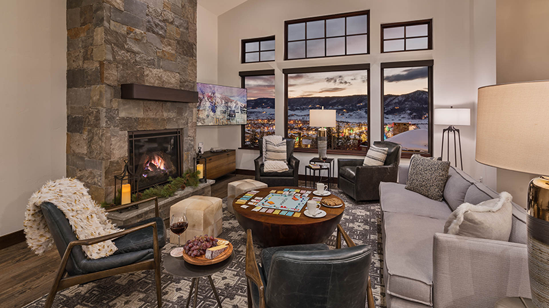Poma Lodge - North, Pet-Friendly Vacation Home in Steamboat Springs
