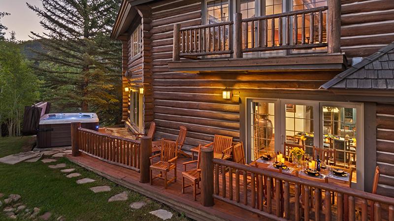 Pioneer Lodge in Beaver Creek, Colorado
