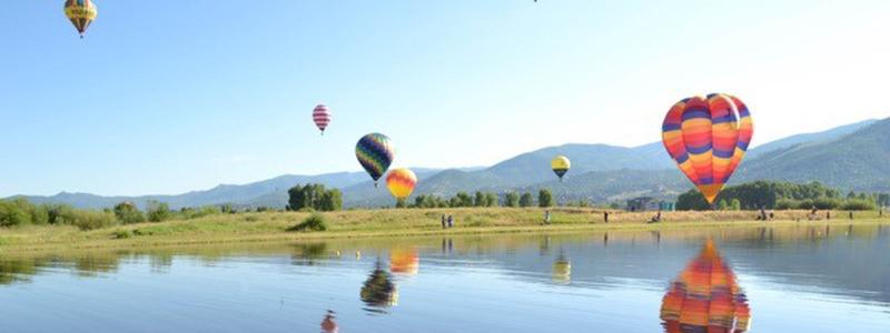 Hot Air Balloon | Moving Mountains