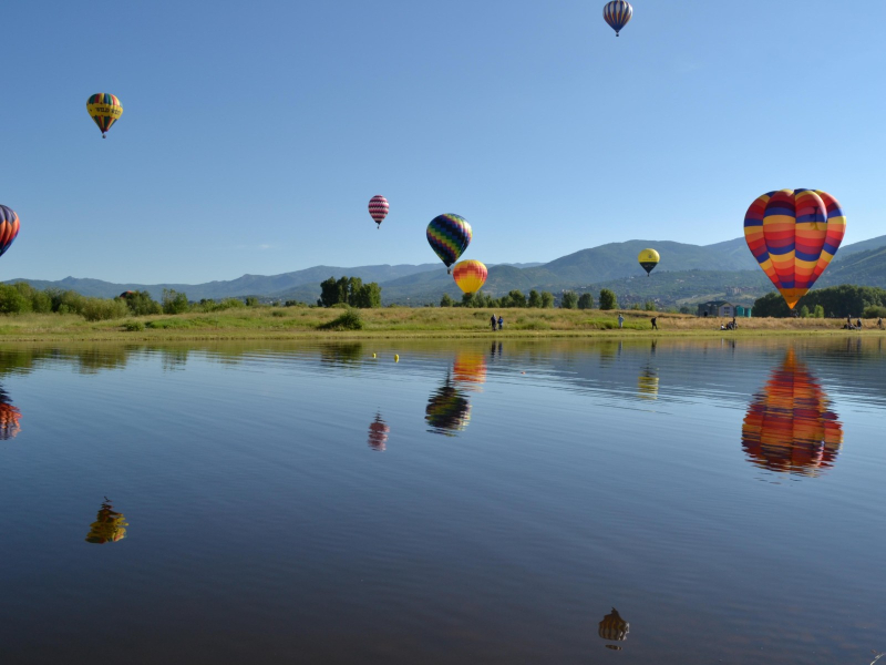 Balloon Rodeo | Moving Mountains