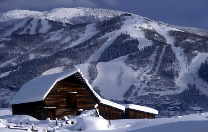 Steamboat Barn | Moving Mountains