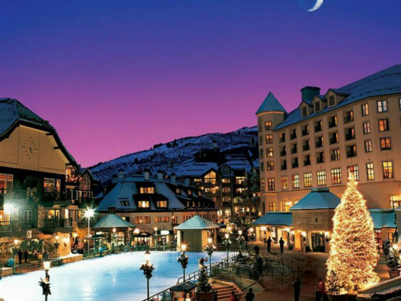 Beaver Creek Village | Moving Mountains Vail