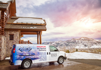 Blacktie Ski Rental | Moving Mountains