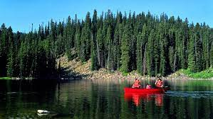 Canoeing in Colorado