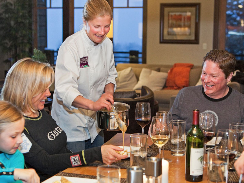 Steamboat Moving Mountains VIP Catered Chalet Package