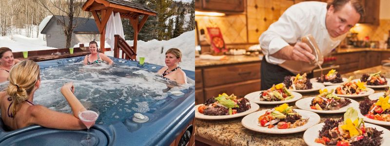Luxury Catered Chalet | Moving Mountains