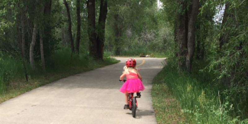 Biking Core Trail   Moving Mountains