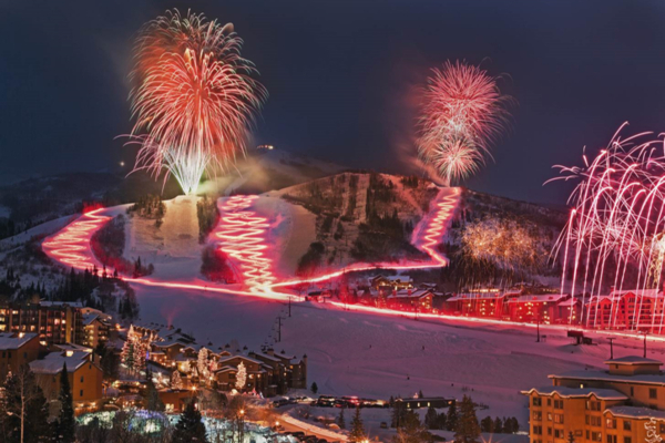 Steamboat Fireworks | Moving Mountains