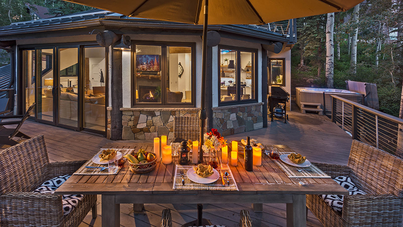Chalet Inverness, Luxury Mountain Vacation Home in Vail