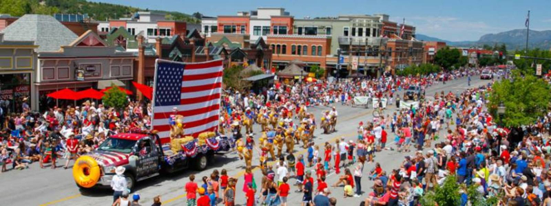 July 4th Parade | Moving Mountains