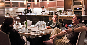 Luxury Catered Chalet Meals in Steamboat Springs