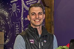 Logan Marienau, Moving Mountains, Accounting Manager