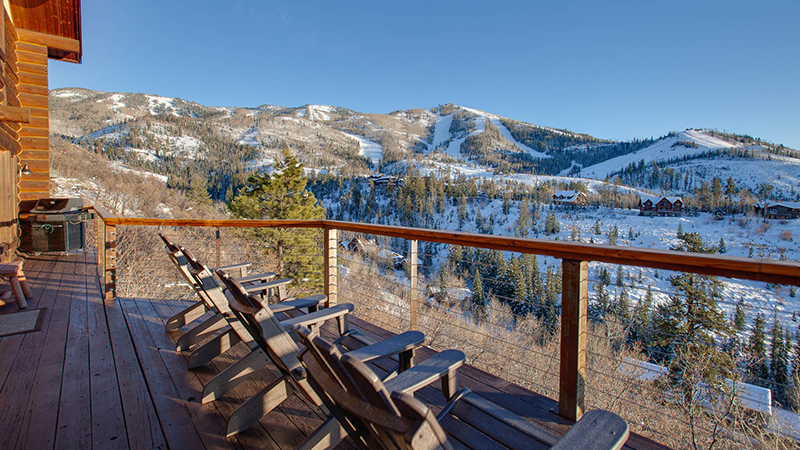 Mountain High Chalet, Steamboat Springs Luxury Mountain Home Rental