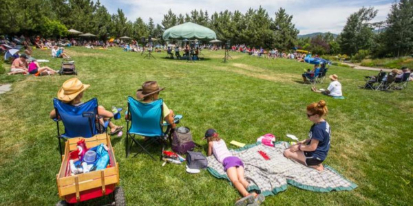 Steamboat Music on the Green