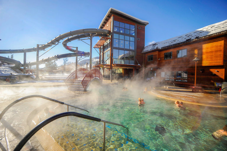 Old Town Hot Springs, Steamboat