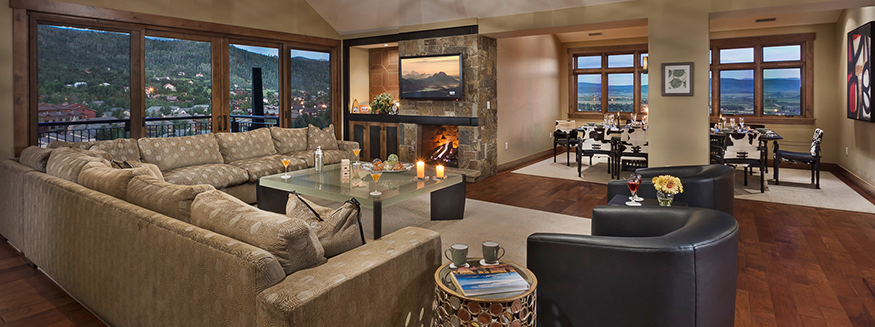 One Steamboat Place, Steamboat Luxury Condos, Penthouse