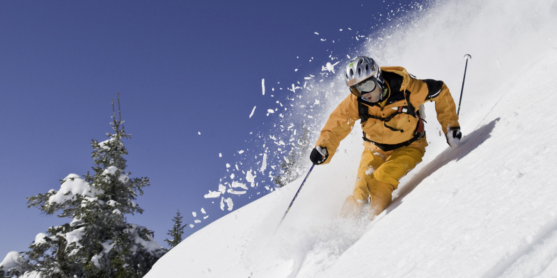 Powder Skiing | Moving Mountains