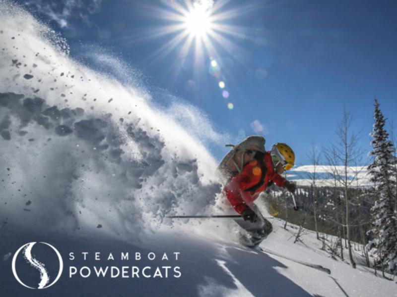 Steamboat Powdercats | Moving Mountains