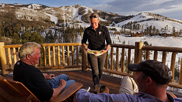Private Chef Dinners in Steamboat Springs