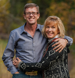 Robin & Heather Craigen