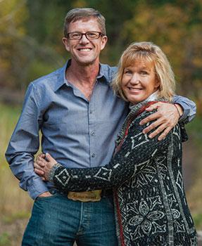 Robin and Heather Craigen