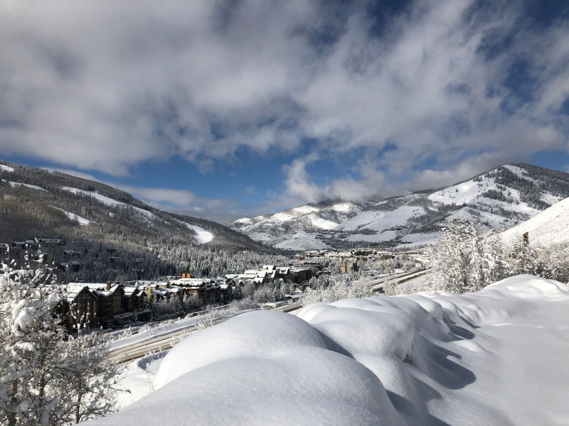 Standstone Vail   Moving Mountains Vail