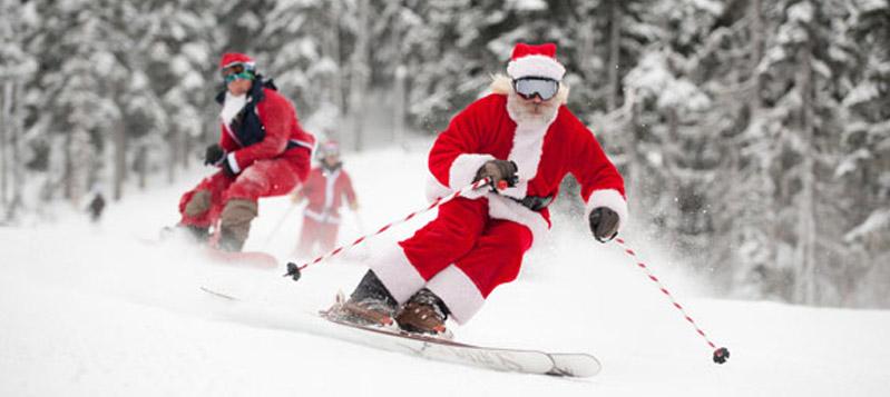 Come to Colorado for Christmas
