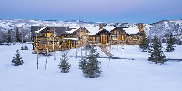 Stag Lodge, Large Ski Home in Cordillera