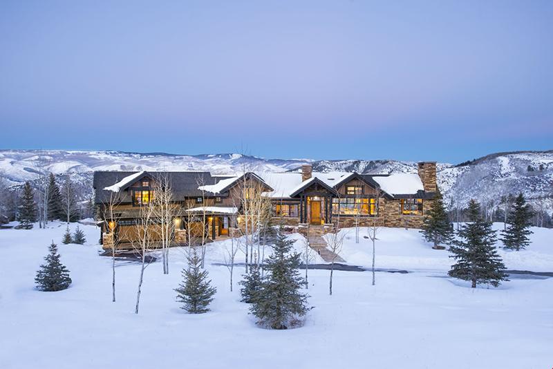 Stag Lodge, Cordillera, Colorado