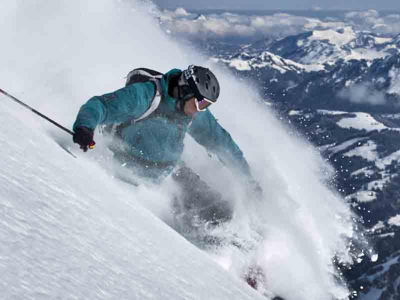 Ski The Steeps