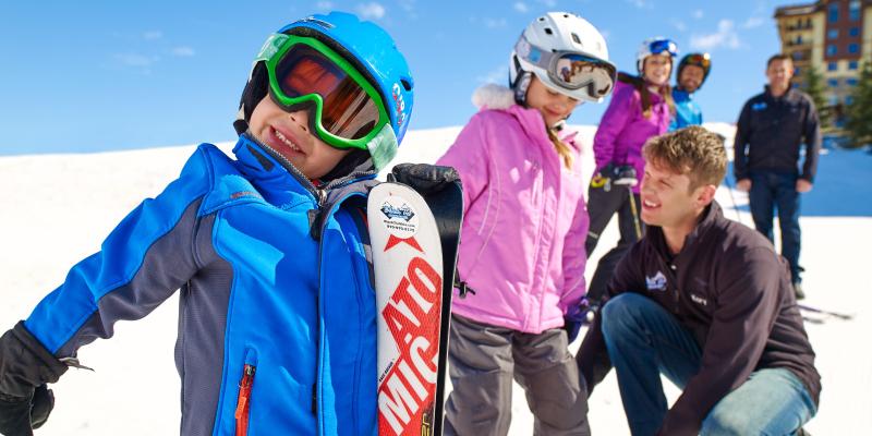 Spring Ski Special