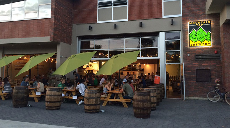 Steamboat Brewery | Moving Mountains