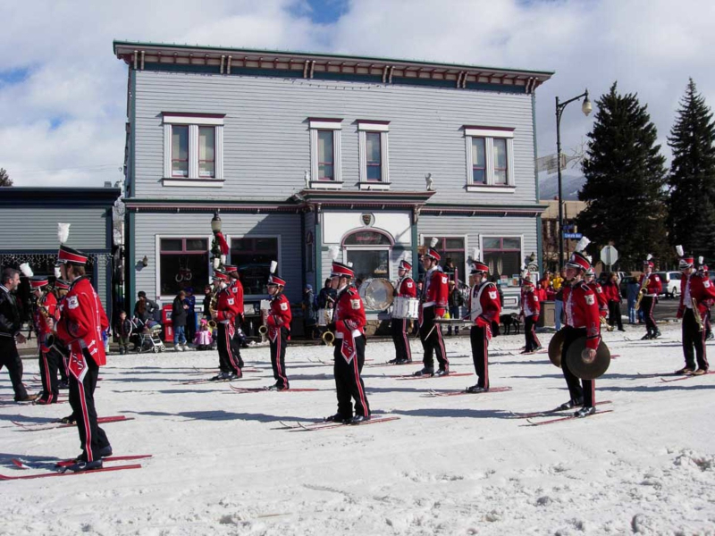 Steamboat Springs Band | Moving Mountains